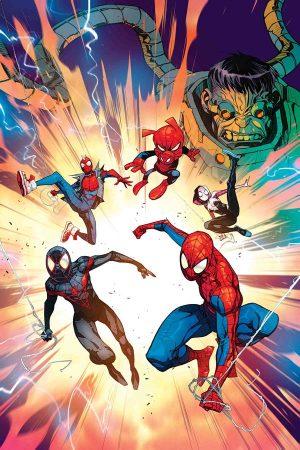 Spider-Man: Into the Spider-Verse #1