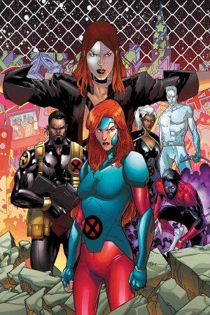 Typhoid Fever: X-Men #1