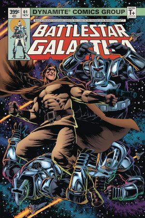 Battlestar Galactica: Classic #1