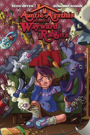 Auntie Agatha's Home for Wayward Rabbits #1