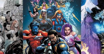 Solicitations: November 2018 – Marvel Comics