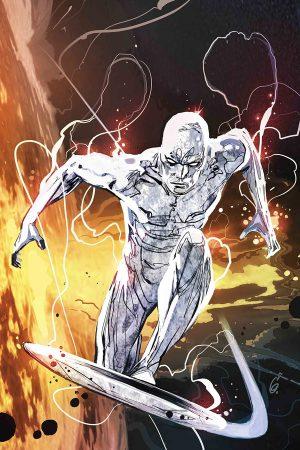 Silver Surfer: Best Defense Special
