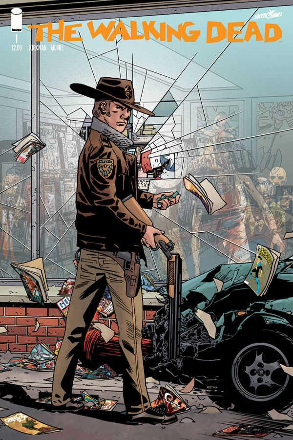 Walking Dead #1 15th Anniversary Variant