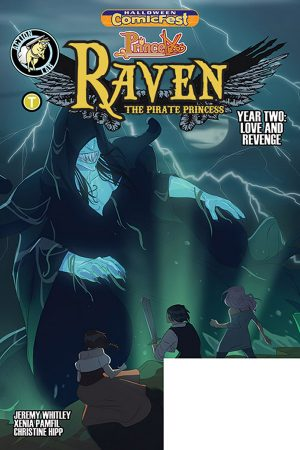 Princeless: Raven The Pirate Princess