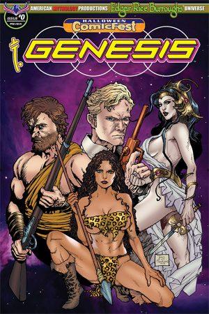 Genesis: The Edgar Rice Burroughs Universe