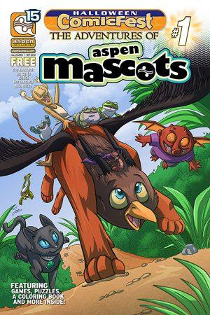 Aspen Comics Presents: Aspen Mascots