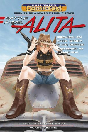 Battle Angel Alita: Homecoming