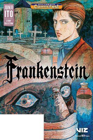 Frankenstein: Junji Ito Story Collection Sampler