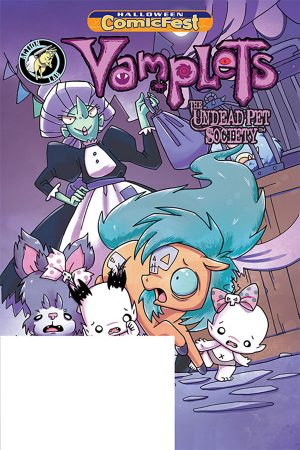 Vamplets: The Undead Pet Society - Help The Pony!