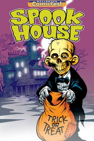 Spookhouse Sampler