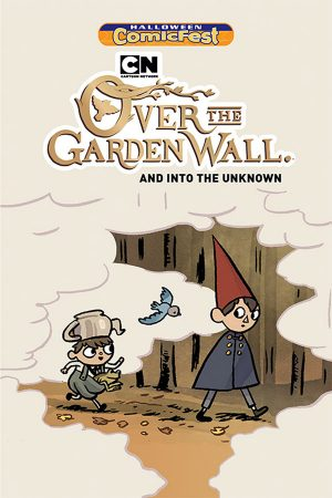 Over The Garden Wall And Into The Unknown