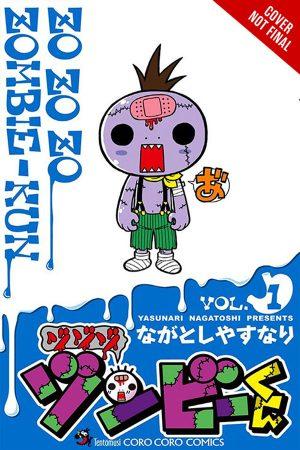 Z-Z-Z-Zombie Boy Vol.1