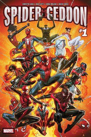 Spider-Geddon (2018-) #1