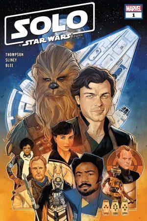 Star Wars: Solo (Adaptation) #1