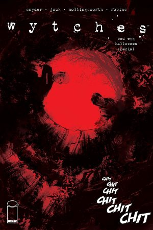 Wytches: Bad Egg - Halloween Special