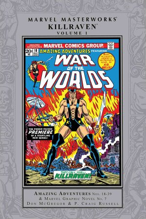 Marvel Master Works: Killraven Vol.01