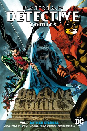 Batman in Detective Comics Vol.07: Batmen Eternal