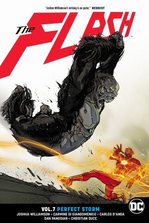 Flash Vol.07: Perfect Storm