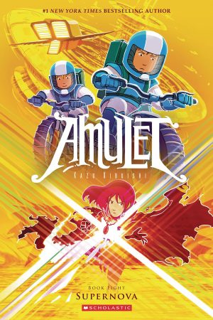 Amulet - Book Eight: Supernova