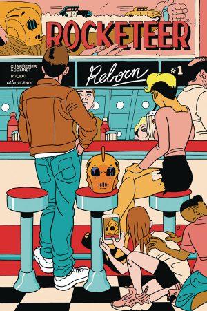 Rocketeer: Reborn #1