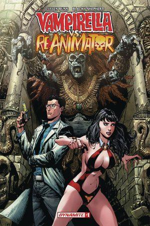 Vampirella Vs Reanimator #1