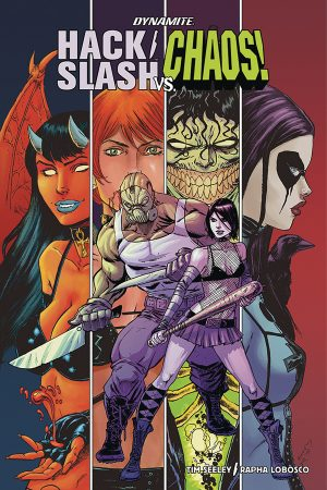 Hack / Slash Vs Chaos #1