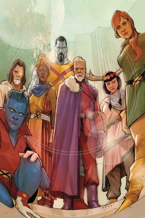 Age Of X-Man: Alpha #1