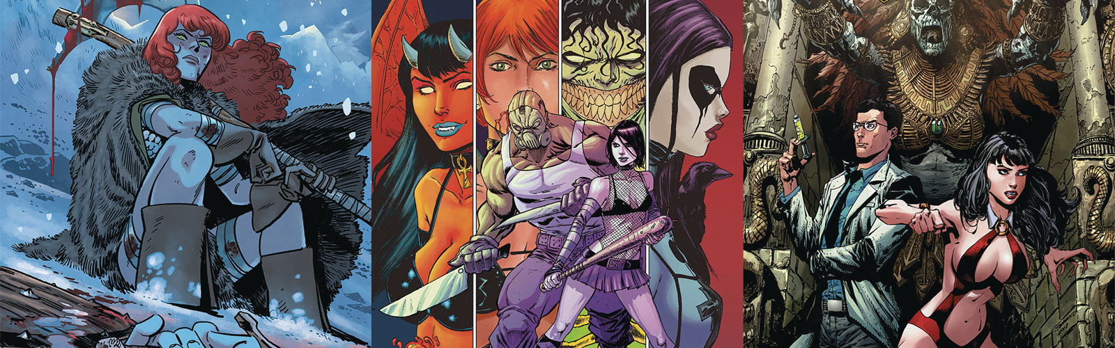 Solicitations: December 2018 – Dynamite Entertainment