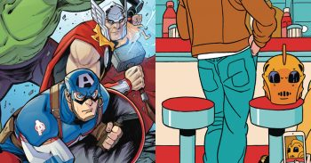 Solicitations: December 2018 – IDW Publishing