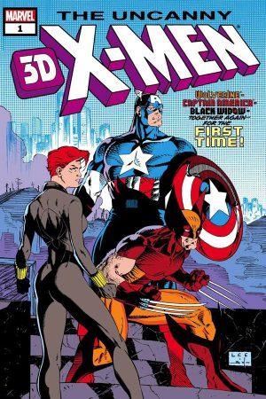 Uncanny X-Men: 3D #1