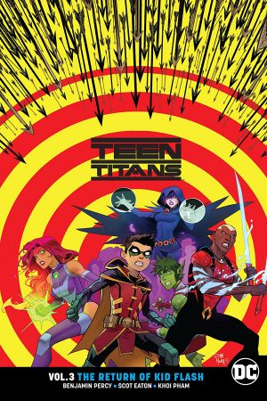 Teen Titans (2016-) Vol.03: The Return of Kid Flash