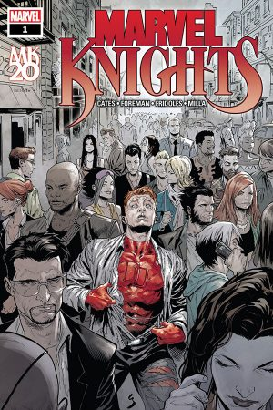 Marvel Knights: 20th (2018-) #1