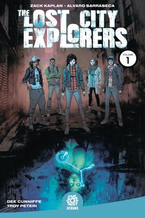 Lost City Explorers Vol.1: Odyssey