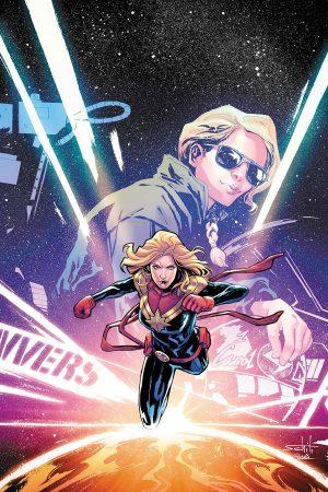 Captain Marvel: Braver and Mightier