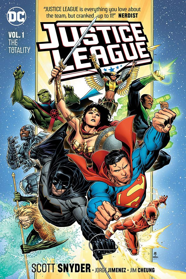 Justice League Vol.01: The Totality