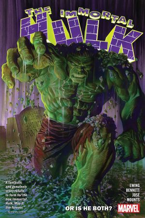 Immortal Hulk Vol.01: Or Is He Both