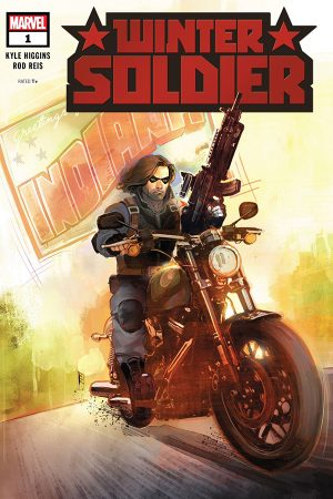 Winter Soldier (2018-) #1