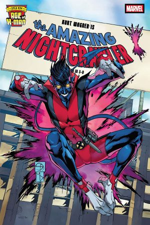 Age of X-Man: Amazing Nightcrawler