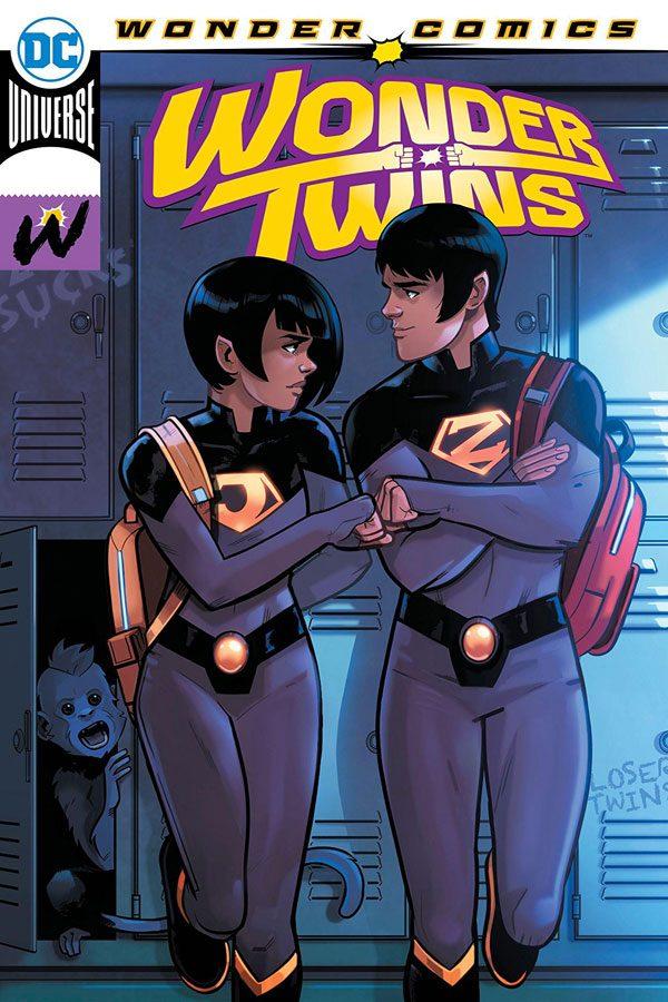 Wonder Twins