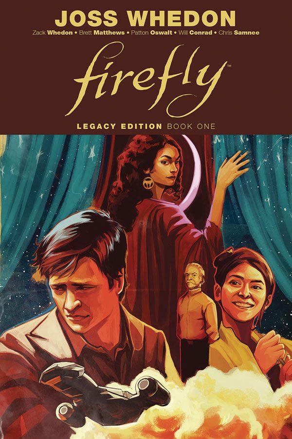 Firefly: Legacy Edition Vol.01