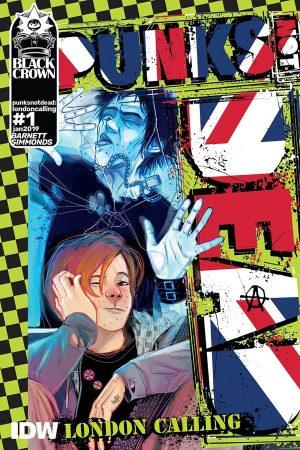 Punk's Not Dead: London Calling #1