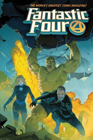 Fantastic Four Vol.01: Fourever