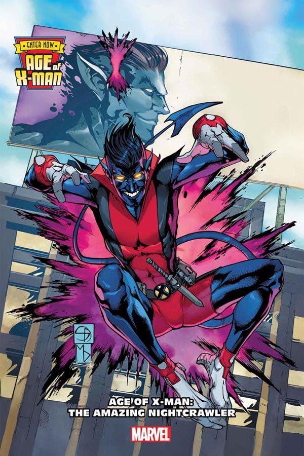Age of X-Man: Amazing Nightcrawler