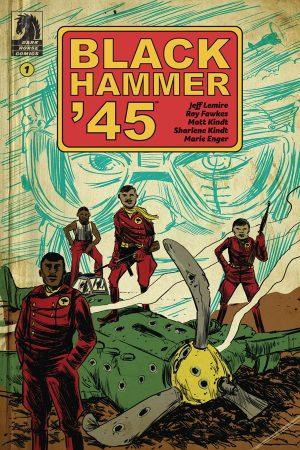 Black Hammer 45 #1