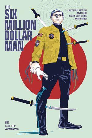 Six Million Dollar Man #1