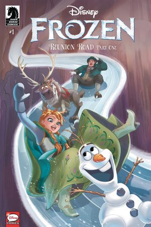 Disney's Frozen: Reunion Road #1