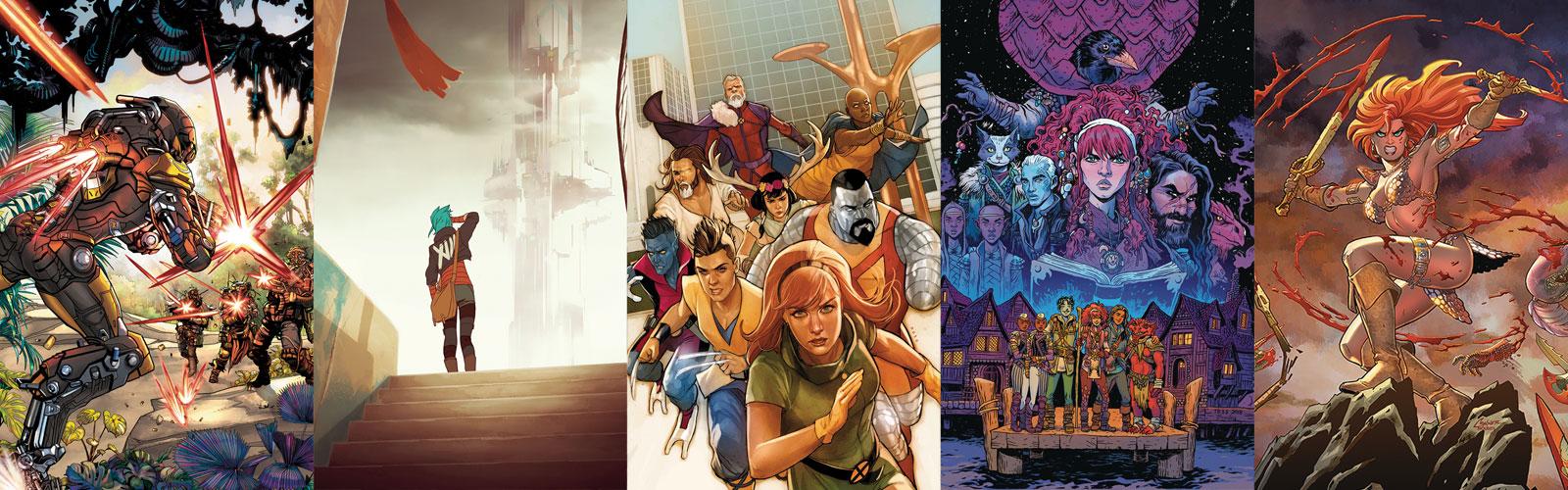 Ace Comics Advance Order List 363