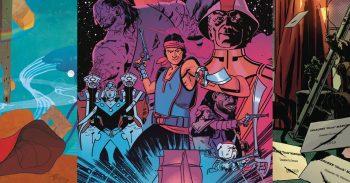 Solicitations: March 2019 – Dark Horse Comics