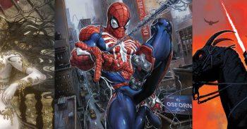 Solicitations: March 2019 – Marvel Comics