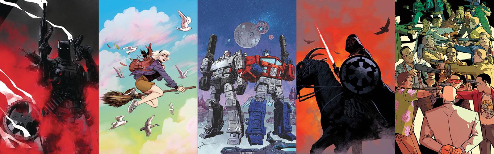Ace Comics Advance Order List 364